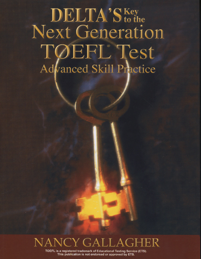 Delta's Key to the Next Generation TOEFL® Test